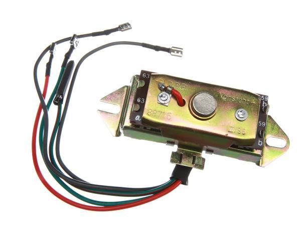 10058802 Ladeanlage 8871.6 (5 Kabel, 2 Spulen) - Simson S51 - Bild 1