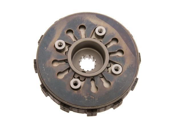 10068499 Kupplungspaket 4-Lamellen 1,5 mm - für Simson S51, KR51/2 Schwalbe, SR50 - Bild 1