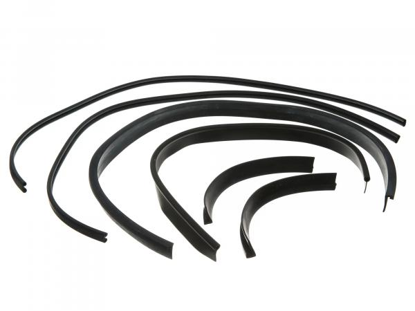 Rubber piping complete set (1 set = 6 pieces) - IWL SR56 Wiesel, SR59 Berlin