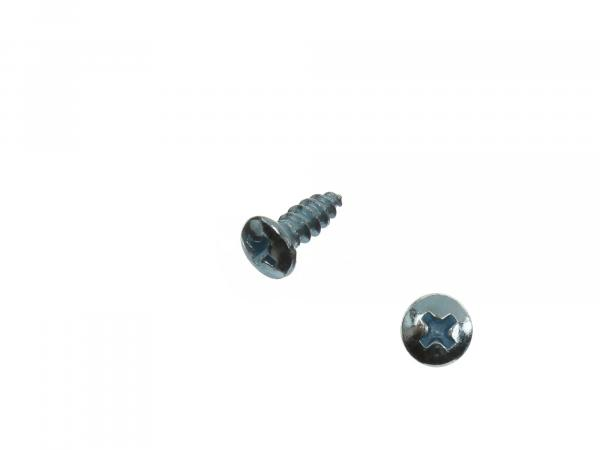 Pan-head tapping screw, cross-slotted 4.2x13 - DIN 7983