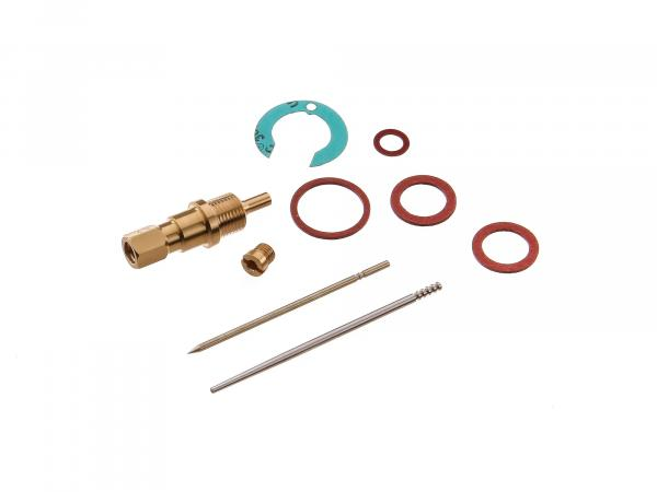 SET parts kit for regeneration carburetor BVF 20 KNB 1-2 - repair kit - IWL Pitty, SR56 Wiesel