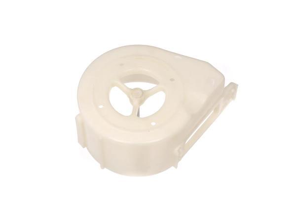 10060594 Filtergehäuse (Trockenluftfilter), Kunststoff - MZ ETZ 125,150,250,251/301 - Bild 1
