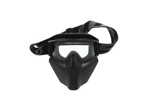 10070368 SCOTT Primal Safari Facemask black - Bild 1