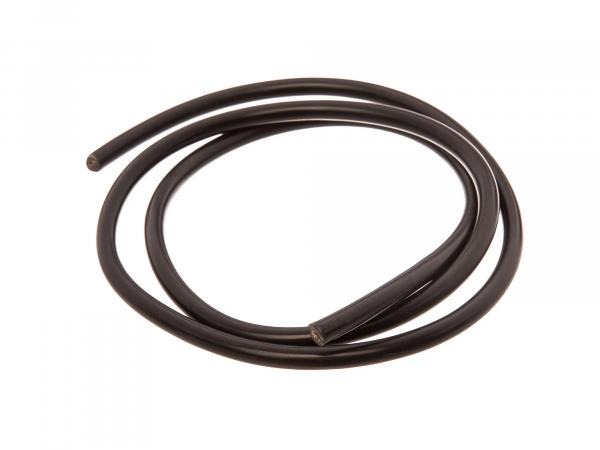 Ignition cable, black, 1m