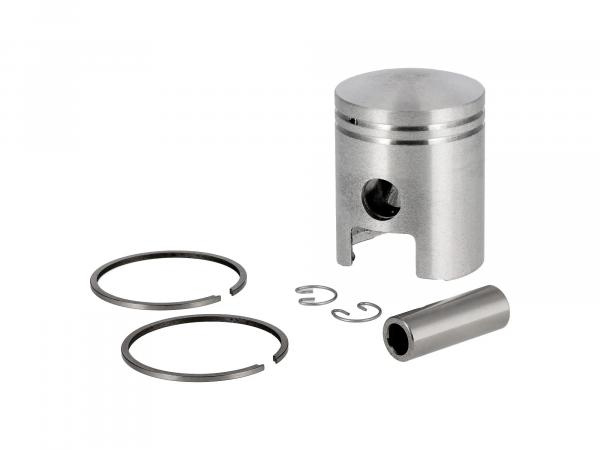 Piston for cylinder Ø52,00 - for MZ TS125, ES125, ETS125 - RT125 (15 mm piston pin)