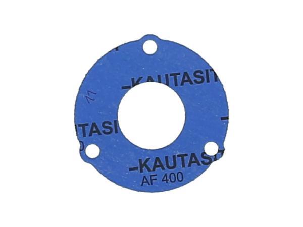 10069211 Dichtung aus Kautasit 0,5mm stark für Dichtkappe Abtriebswelle - für Simson S50, Schwalbe KR51/1 - Bild 1