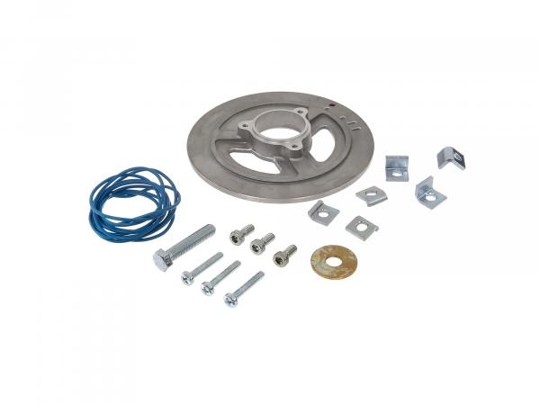 Conversion kit for installation of an ES/TS125/150 Powerdynamo system - ETZ 125/150/251/301