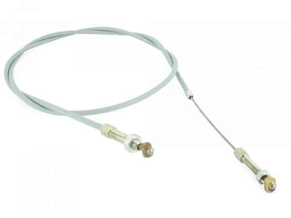 brake cable front, grey - for IWL SR56 Wiesel, SR59 Berlin
