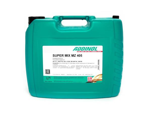 ADDINOL MZ405 - Super Mix 2Takt Motorenöl (Mischöl) - 20Liter