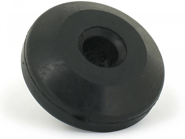 Bearing rubber for engine bearing, large (bottom) - for Simson S51, S50, S70, S53, S83