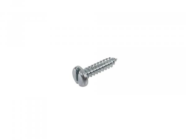 Cylinder tapping screw, slot 5.5x22 - DIN7971