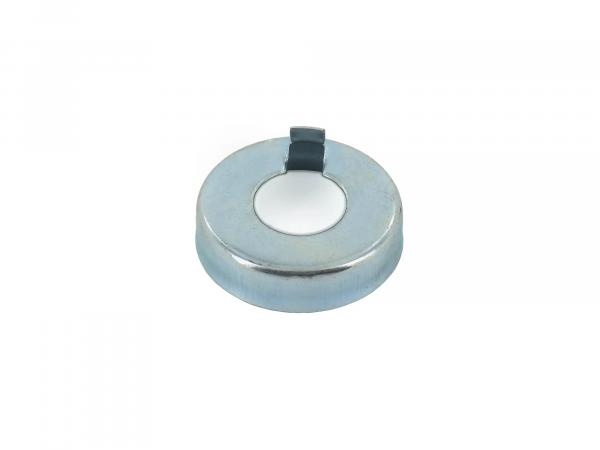 Locking plate for coupling driver - for Simson