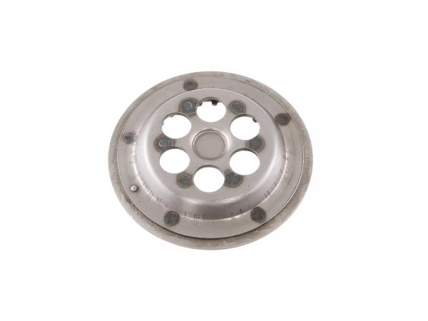 Spring plate for clutch - for MZ ES125, ES150, ETS125, ETS150, TS125, TS150, RT125 - IWL SR56 Wiesel, SR59 Berlin, TR150 Troll
