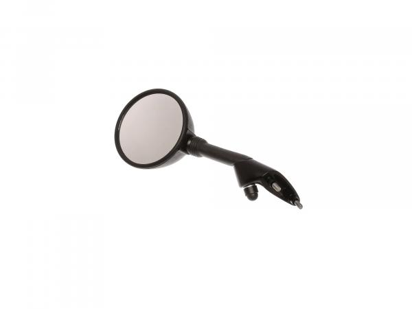 Rear view mirror, left for motorcycle SIMSON 125 RS - 926/77 AVLMS1 - with SIMSON inscription