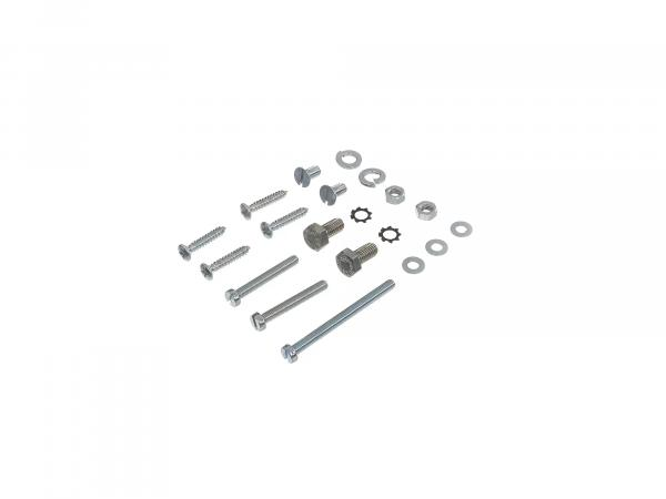 Set: Screws small electrical parts 1 Schwalbe KR51, sparrow SR4-1, Star, SR4-2, sparrow hawk SR4-3, goshawk SR4-4, hawk SR4-3