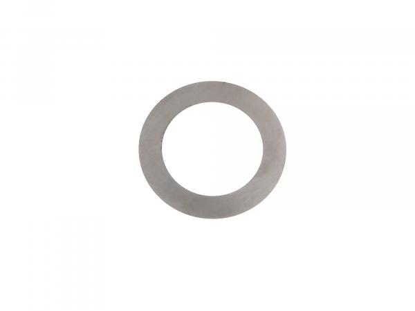Compensating washer 0,1mm crankshaft, sealing cap - for MZ ES, ETS, TS, ETZ, RT125/3, BK350 - IWL SR59 Berlin, TR150 Troll