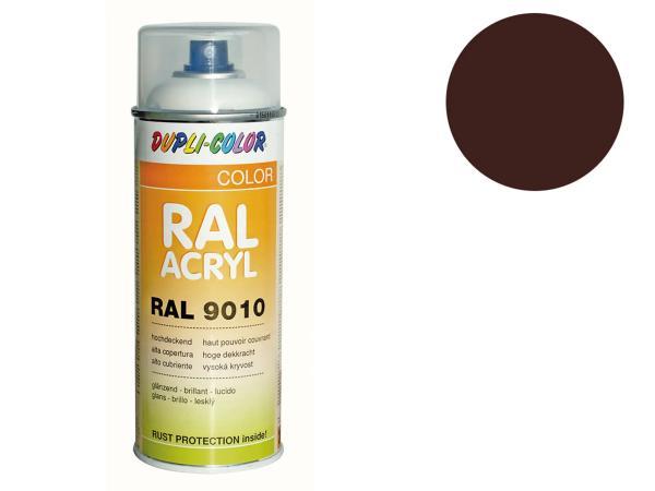 Dupli-Color Acryl-Spray RAL 8016 mahagonibraun,  glänzend - 400 ml