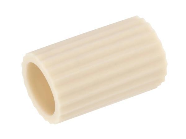 Gummi - Fußschalthebelbelag KR51 elfenbein