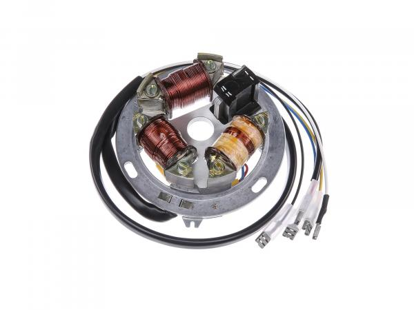 Base plate 8305.2/4-100, 12V electronics, 42/21W Bilux - Simson S53