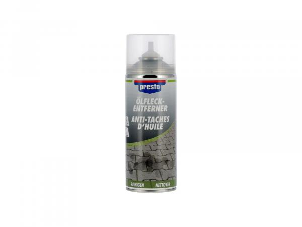 Presto Oil Stain Remover Spray - 400ml