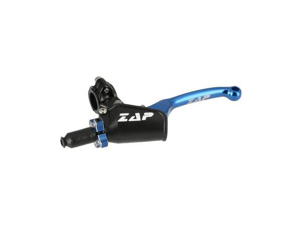 10070173 ZAP V.2X Kupplungsarmatur+Flexhebel blau - Bild 1
