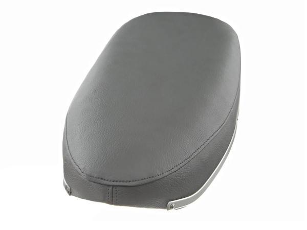 10063120 Sitz vollständig, Einzelsitz, mit Zierleisten - Simson SR4-1 Spatz - Bild 1