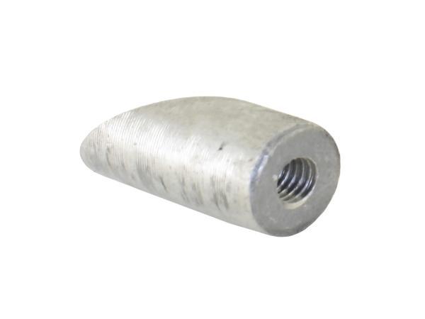 Round wedge, M8 thread, handlebar mounting - Simson SR4-1 Spatz