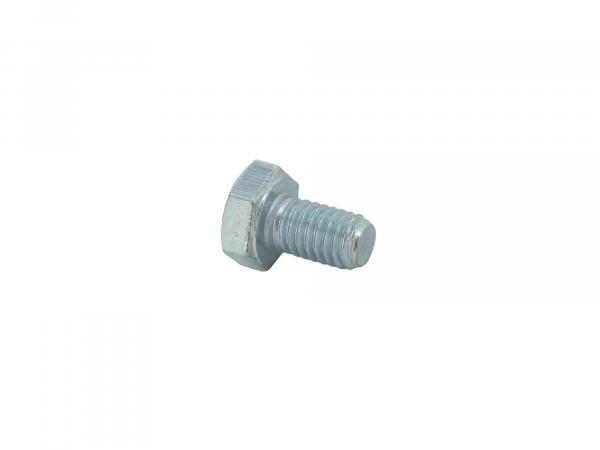 Hexagon head screw M6x10 - DIN933