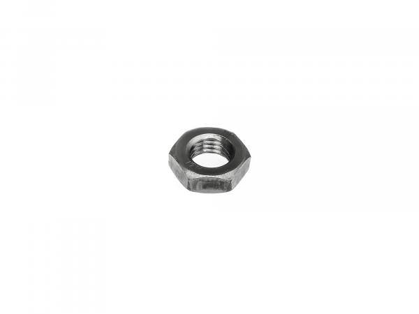 Hexagon nut M12x1.5 low form, bare - DIN936