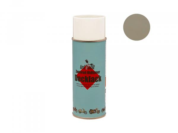 Spray can Leifalit Topcoat Papyrus - 400ml