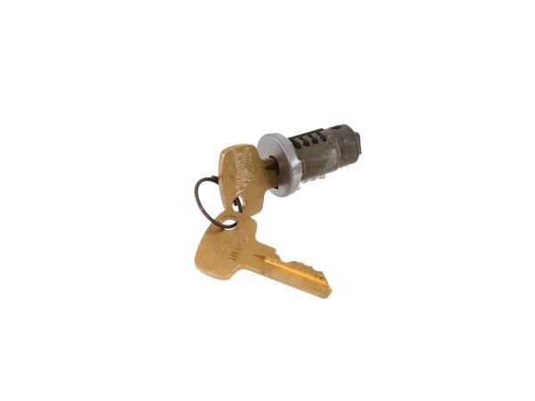 Schließzylinder mit 2 Schlüssel für Werkzeugkastenschloss - Simson S51, S53, S83, SR50, SR80
