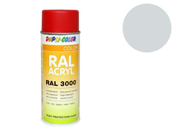 Dupli-Color Acryl-Spray RAL 7035 lichtgrau, matt - 400 ml