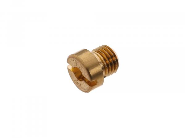 Nozzle 95 M6 (main nozzle) for carburettor suitable for BK350