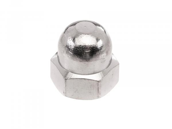 Hexagon cap nut M6 - DIN1587