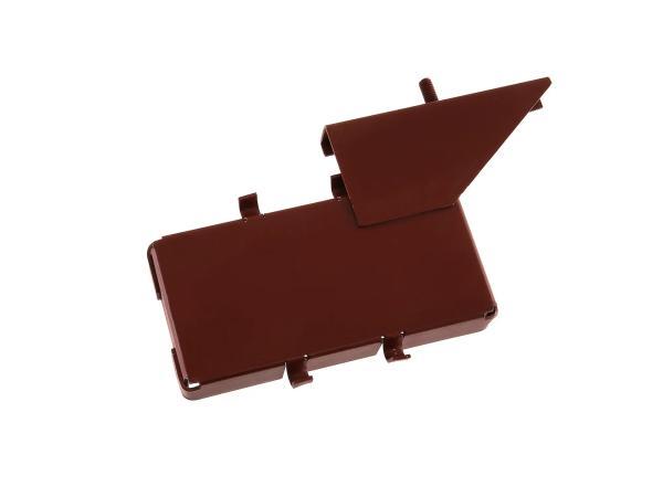 Batteriebefestigung (Reparatur-Einschweißteil) - für MZ ES175/2, 250/2, ETS250
