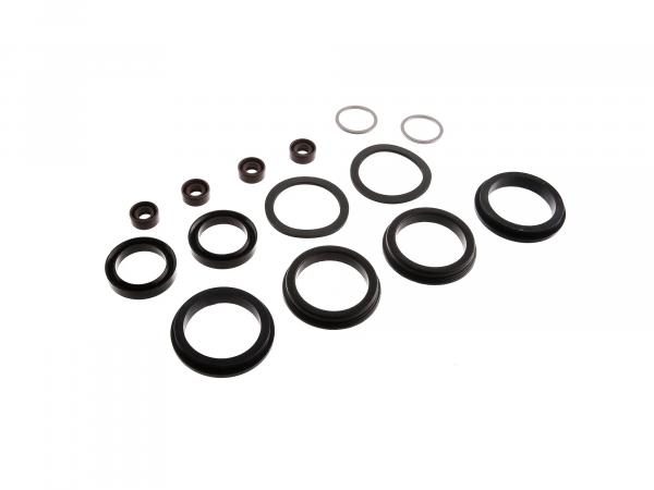 Telegabel - Repair kit - Seal kit and rubber set Telegabel suitable for AWO-Sport (14 parts)