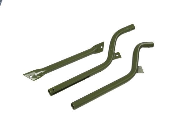 Lenker (NVA - Armeeausführung) grün ES250/2 (3-teilig)