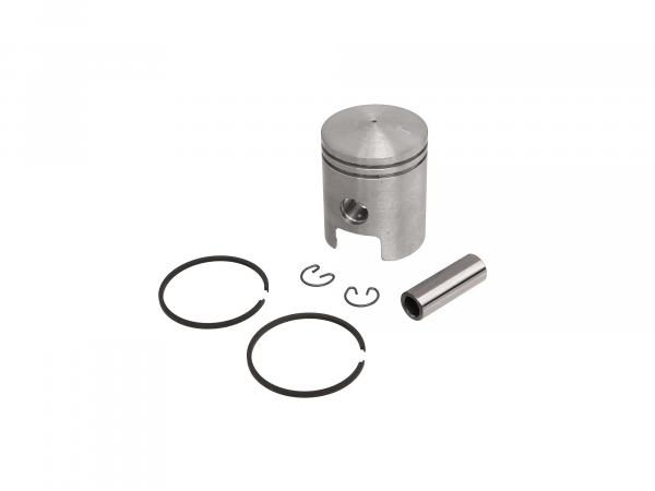 Piston for cylinder Ø53,50 - MZ TS125, ES125, ETS125 - RT125 (15 mm piston pin)