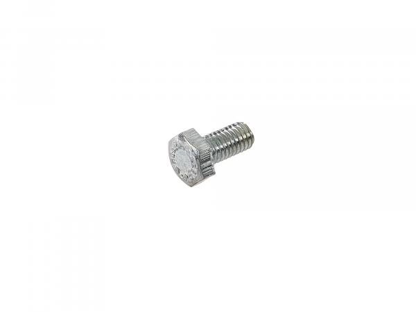 Hexagon head screw M6x12 - DIN933