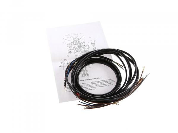 Cable harness R35-3 R 35 without stop light (suitable for EMW)