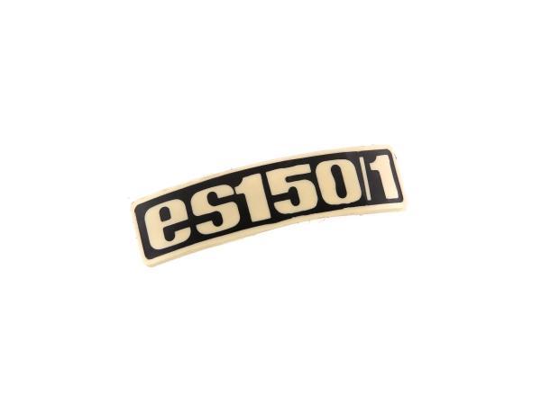 Schriftzug (Plakette aus Kunststoff) ES150/1