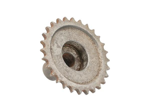 Freewheel sprocket for pedal drive Simson SR1, SR2, SR2E, SR4-1 Pedals