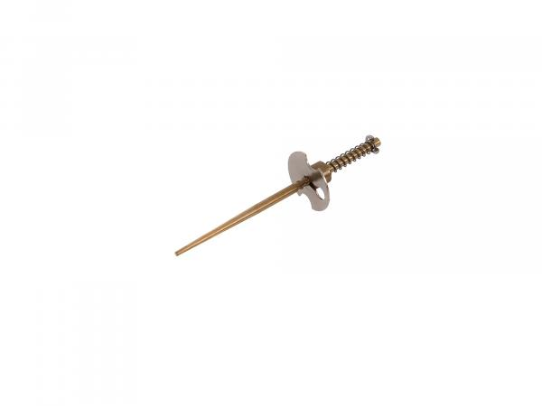 Partial load needle with needle holder for 16N3 carburetor