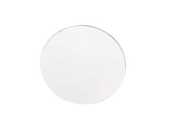 mirror glass, Ø120mm - Simson S50, S51, S70, S53, S83, KR51/2 Schwalbe, SR50, SR80