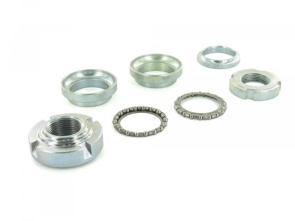 Steering bearing set, 7-piece for Simson S51 Enduro