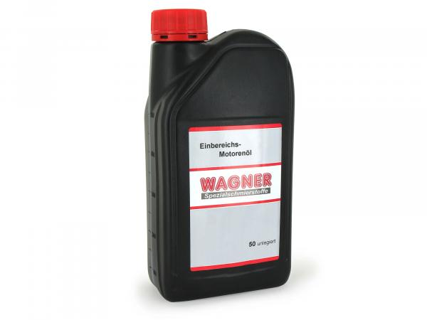 Motoröl Oldtimer Wagner* (Einbereich) SAE50 unl. 1L