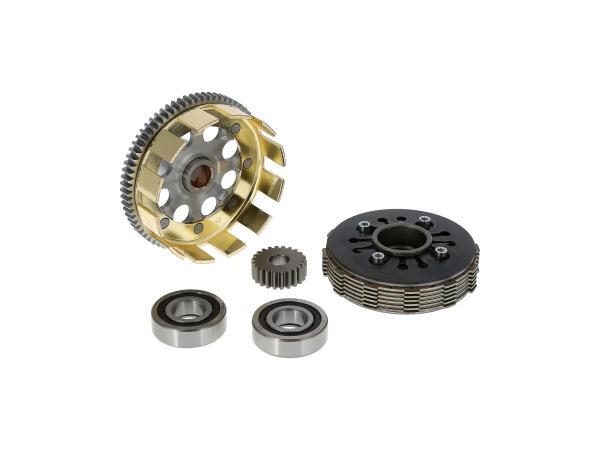 GP10000443 Set: Sportkupplung, 72/22 Zahn - Simson S51, S53, SR50, KR51/2 Schwalbe - Bild 1