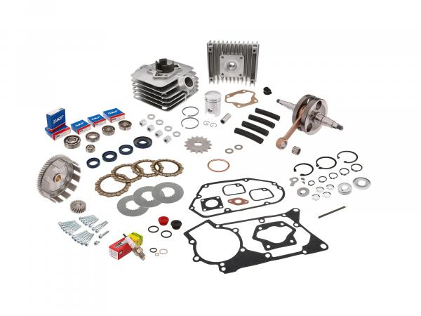 Set: all parts for regeneration: Motor S51 complete