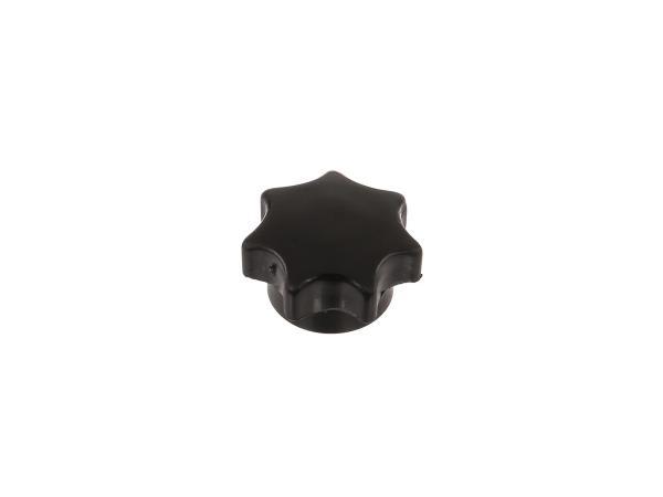 10057973 Sterngriffmutter ohne Druckscheibe schwarz ES175/2, ES250/2, ETS250 Trophy Sport, TS250, TS250/1 - Bild 1