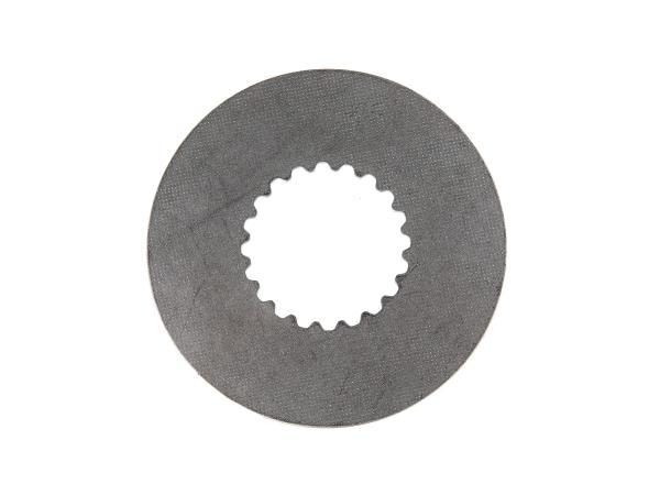 10002459 Set: 3x Kupplungsscheibe Metall - Simson S51, S53, S70, S83, KR51/2 Schwalbe, SR50, SR80 - Bild 1